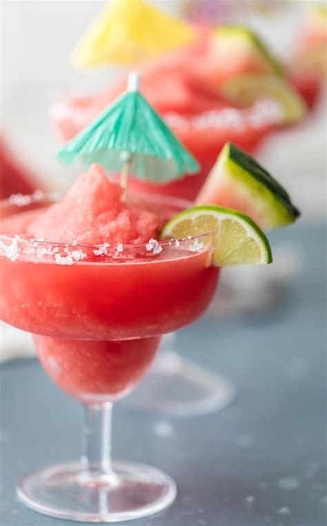 watermelon margarita recipe frozen watermelon margarita recipe the cookie rookie 174