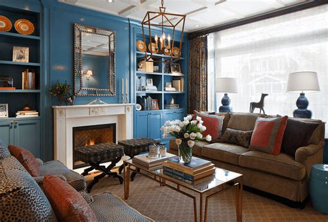 Living Rooms In Blue by Blue Living Room Ideas