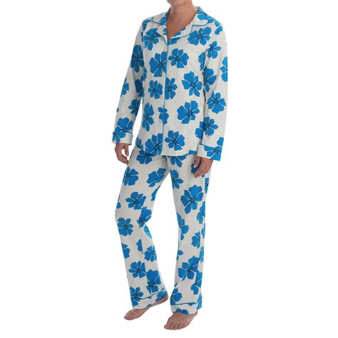 knit pajama bedhead patterned cotton knit pajamas for save 58