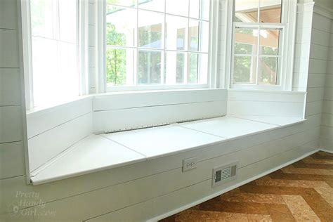 bay window bench seat how to move a floor register in a window seat pretty