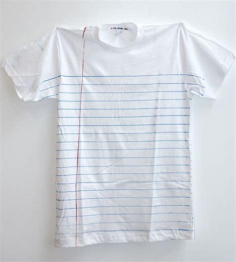 Unisex Loose Leaf Notebook Paper Print T Shirt   Women's