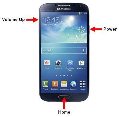reset samsung volume how to factory hard reset your samsung galaxy s4 unlock guru