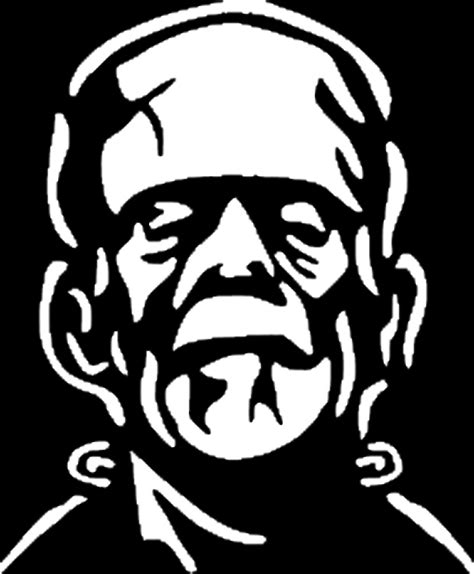printable pumpkin stencils frankenstein pin by jalene franks on halloweeny pinterest