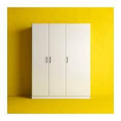 ikea kleiderschrank dombas domb 197 s wardrobe white 140x181 cm ikea