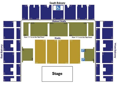 brighton centre floor plan brighton centre tickets upcoming events listings