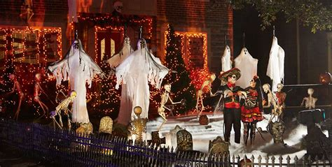 haunted house decorations haunted house props haunted house decorations city