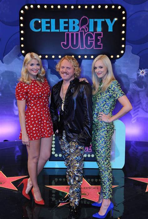 celebrity juice last week keith lemon confirms fearne cotton is not pregnant and