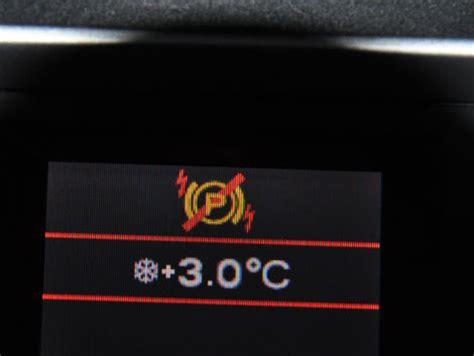 Fehlermeldung Audi A6 by Fehlermeldung Im Fis Was Bedeutet Das Zeichen Audi A6 4f