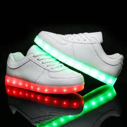 light up shoes for toddlers 2016 fashion led shoes for children lace luminous sneakers