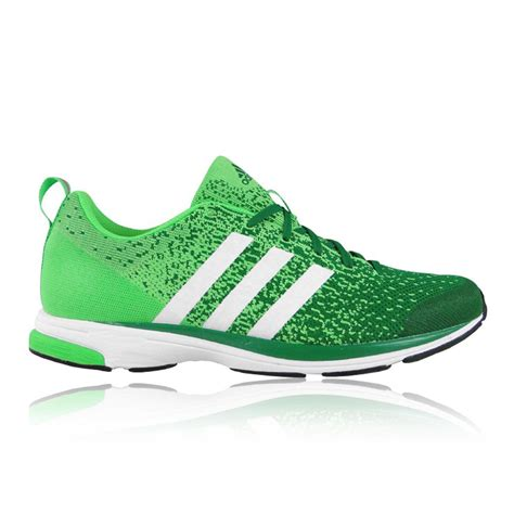 green adidas running shoes cheap adidas adizero primeknit 2 0 running shoes mens