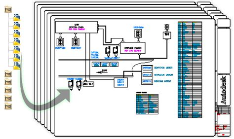 how to draw wiring diagrams in autocad wiring diagram