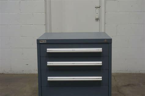 vidmar  drawer cabinet  tall industrial storage