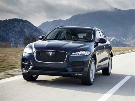 new suv jaguar best luxury suv of 2017 jaguar f pace ny daily news