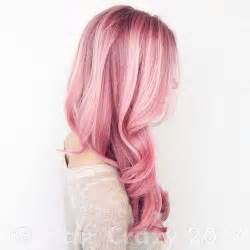 how to get pink color out of hair how light should your hair be for mauve dusty pink