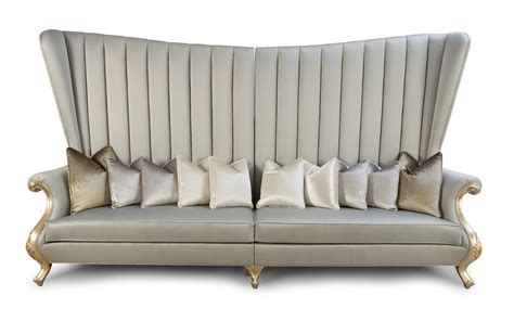 interesting couches high back sofa christopher guy 01椅 pinterest