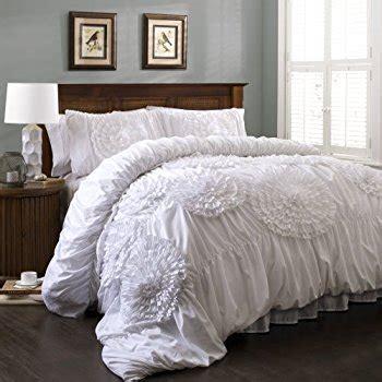 lush decor belle comforter set com lush decor belle 4 piece comforter set queen