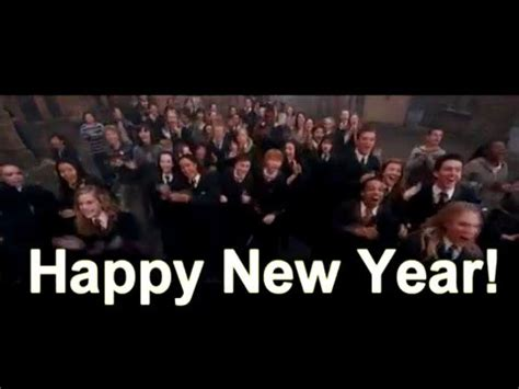 harry potter new year happy new year with harry potter 2016