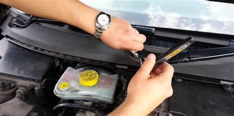 service manual removing windshield wiper cowling on a 2010 audi r8 audi a6 wiper repair