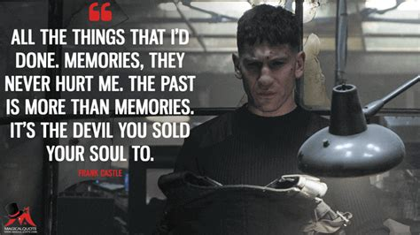 Th14 Series Soul Things the punisher quotes magicalquote