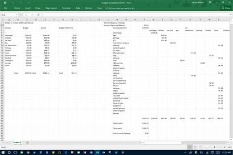 Make Excel Spreadsheet by How To Make An Excel Spreadsheet Into Mailing Labels
