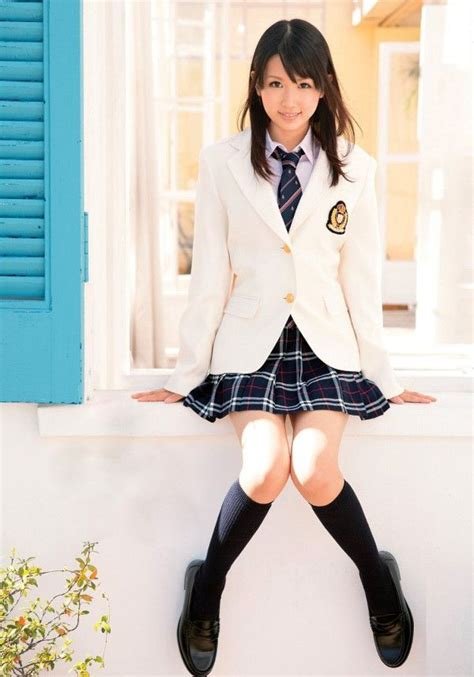 japanese schoolgirl uniform i will never have the luxury of wearing a cute school