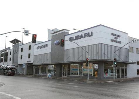 Subaru Dealer Spokane subaru of spokane car dealership in spokane wa 99201