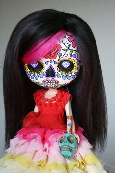 haunted quince doll 1000 images about day of the dead blythe dolls on