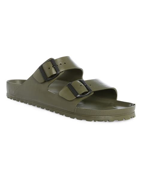 waterproof birkenstock sandals birkenstock arizona waterproof sandals in brown for