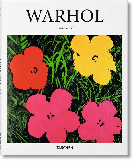 pop art taschen basic andy warhol basic art series taschen books
