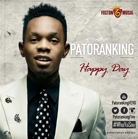 patoranking happy day