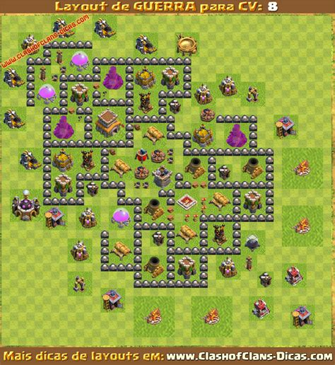 layout batman cv 8 layouts para cv8 em guerra clash of clans dicas