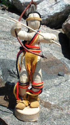 mohawk corn husk doll 1000 images about corn husk americian dolls and