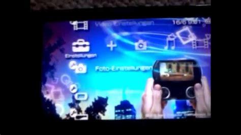 tutorial hack psp 3006 psp cfw iso cso hack 6 39 german deutsch tutorial sehr