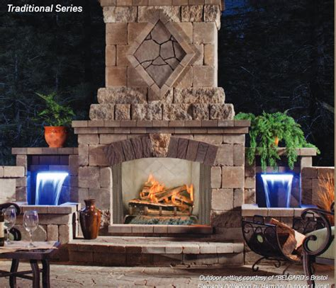 fmi 36 quot tuscan outdoor fireplace ebay - Tuscan Outdoor Fireplace