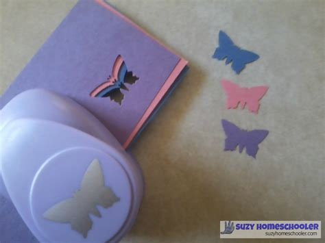 How To Make A Butterfly Out Of Construction Paper - paper butterfly sensory bin suzy homeschooler