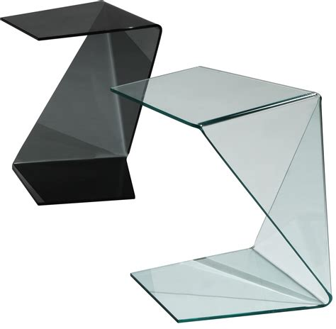 How To Make An Origami Table - origami end table black creative furniture