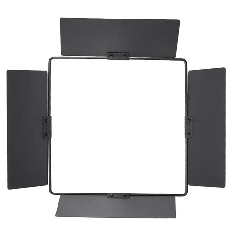lightweight barn door lightweight barn door for neewer cn 576 576led dimmable