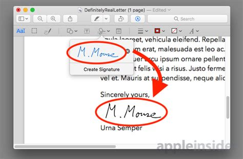 How To Add A Pdf Document To Another Pdf Document how to add your signature to digital forms and documents