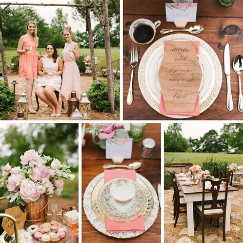 Vintage Bridal Shower Decorations by Vintage Bridal Shower Rustic Country Vintage Bridal Shower Invitations From More Article From