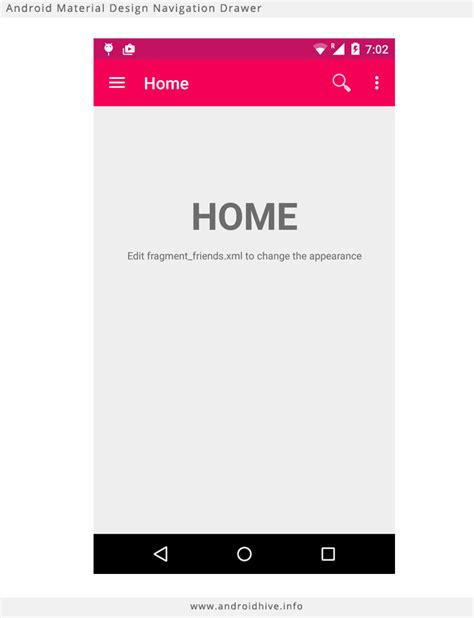 tab layout android material design android getting started with material design