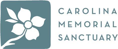 carolina memorial sanctuary a reality carolina