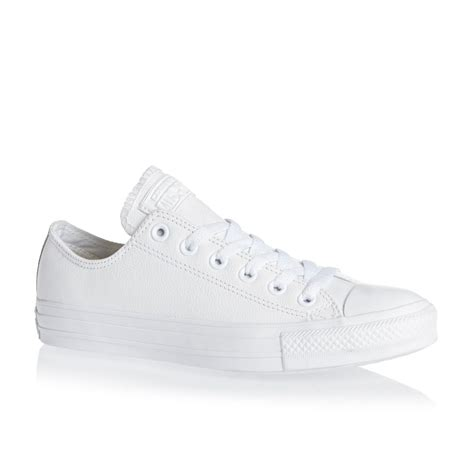 all white leather sneakers chuck all white leather all oxfords
