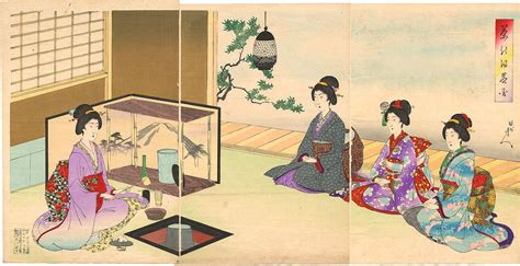 in the japanese tea ceremony politics are served with