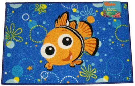 Nemo Bath Mat by Disney S Finding Nemo Bath Mat Rugs