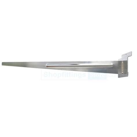 Slatwall Shelf Brackets by Slatwall Shelf Bracket 250mm