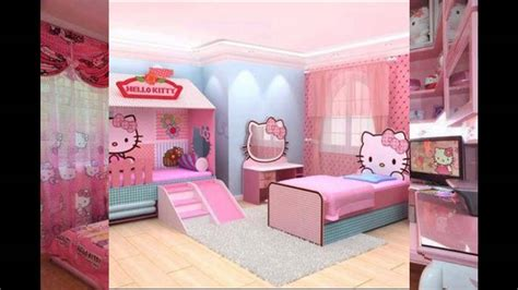 home design ideas youtube hello kitty bedroom interior design and decor ideas youtube