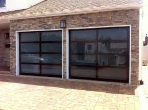 aluminum view glass garage doors aj garage door