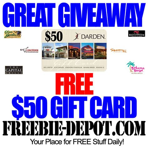 Free Olive Garden Gift Card - free giveaways week of 4 20 13 freebie depot