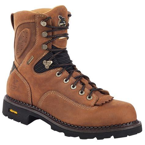 Men S Georgia Boots 174 Comfort Core 174 Gore Tex 174 Waterproof