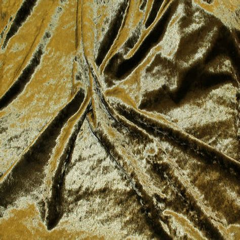 Crushed Velvet Fabric For Curtains Fibre Naturelle Crushed Velvet Curtain Fabric Olive Green Curtain Factory Outlet